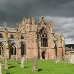 (01) Melrose Abbey