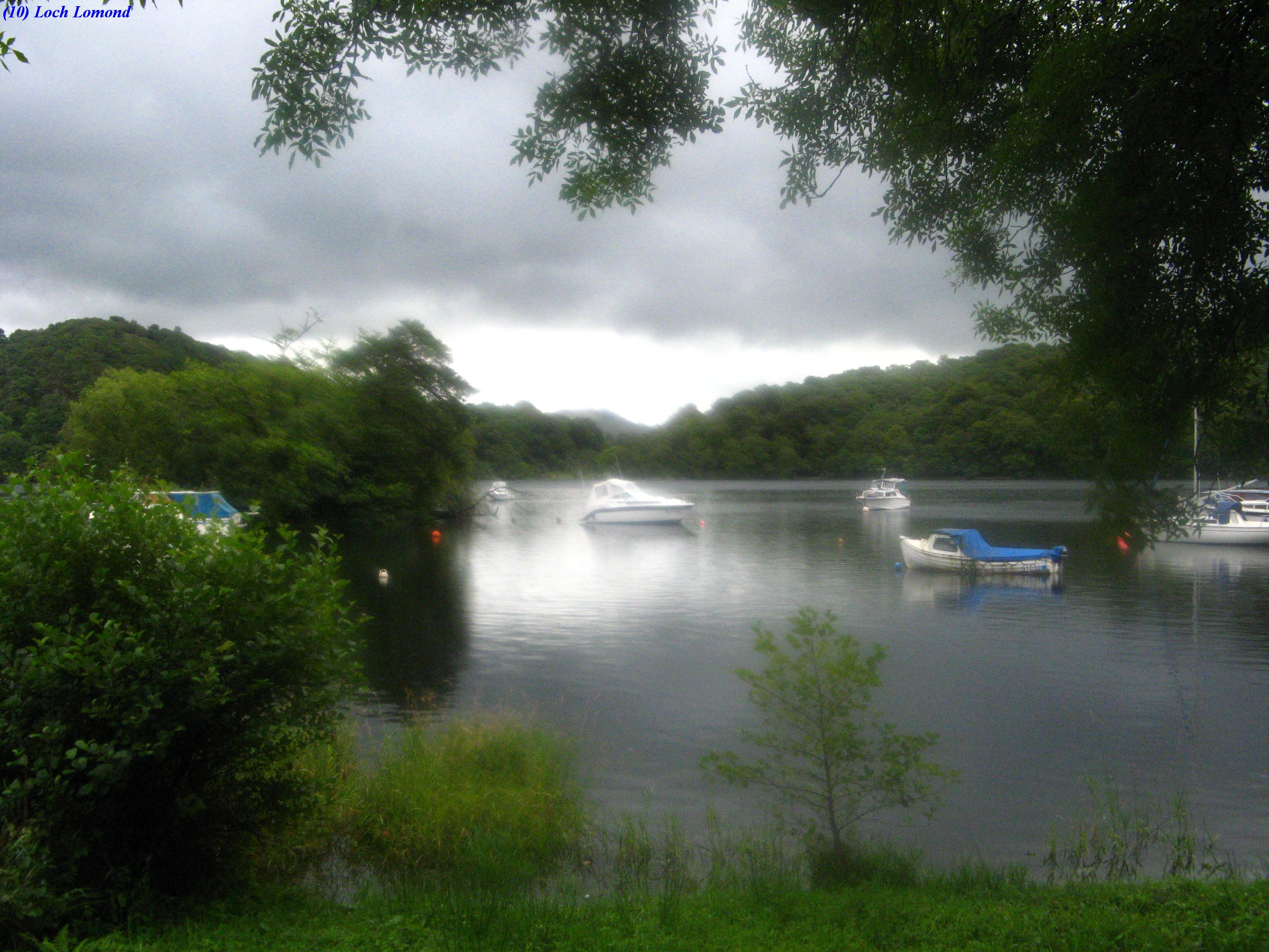 (10) Loch Lomond