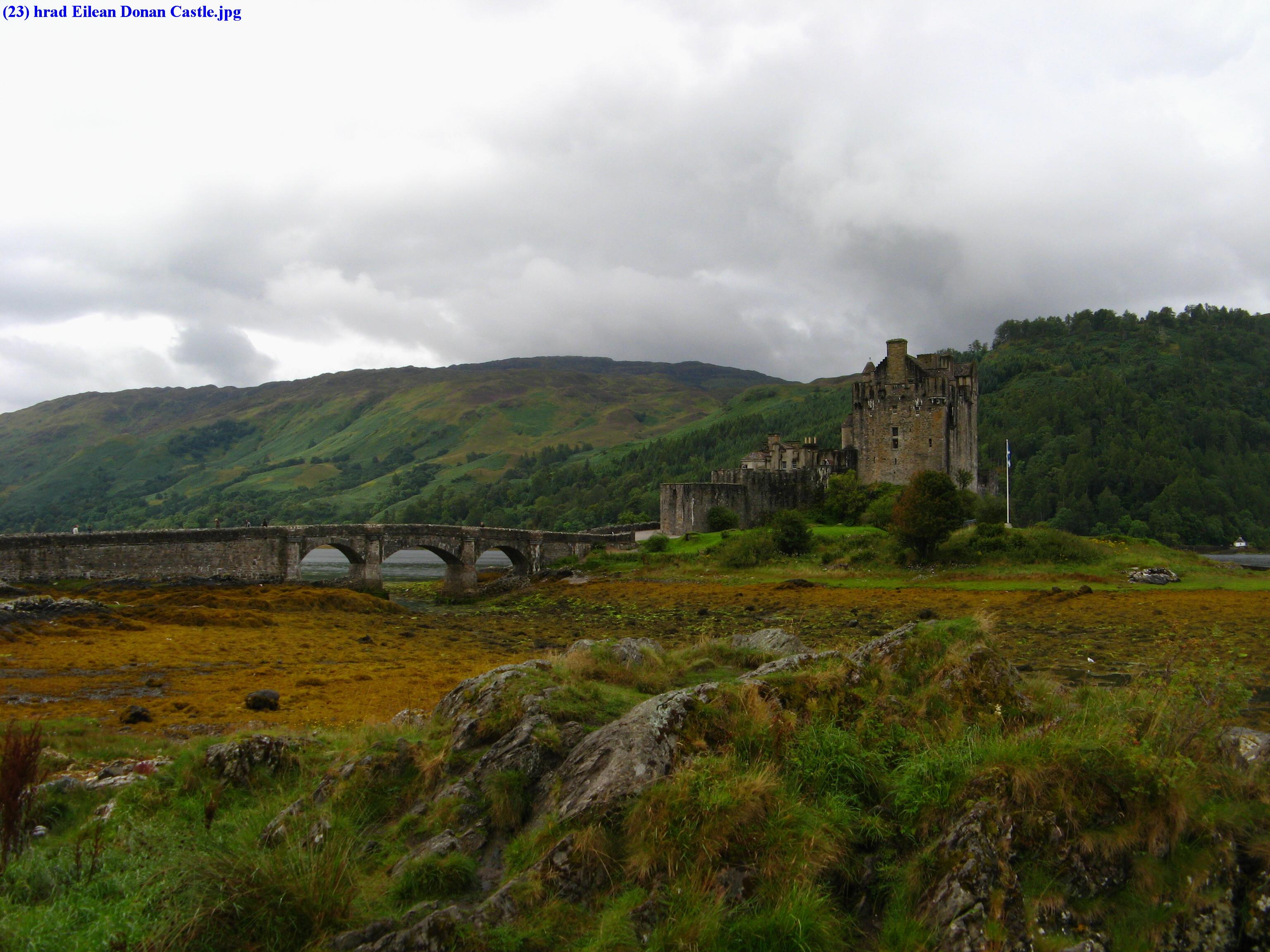 (23) Eilean Donan Castle